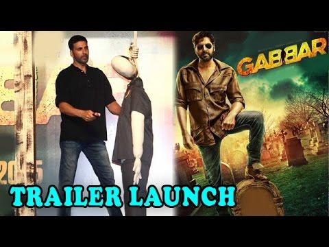 Akshay Kumar's 'Gabbar Is Back' Trailer Unveiled | Bollywood News