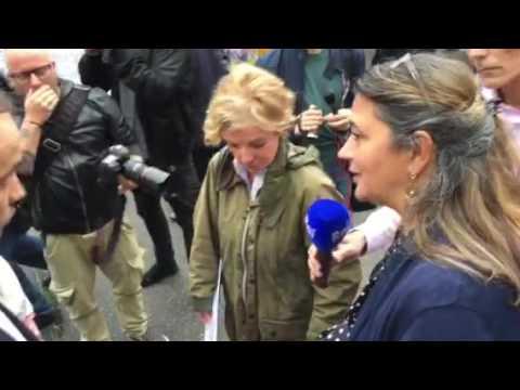 Flashmob Kindergärtnerinnen Achammer