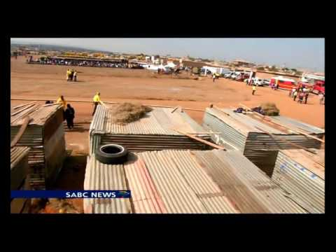 Tshwane introduces double storey houses for Mamelodi shack dwellers