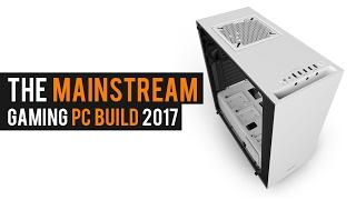 an insane 900 1080p ultra gaming pc build intel i5 7500 kaby lake h270 february 2017