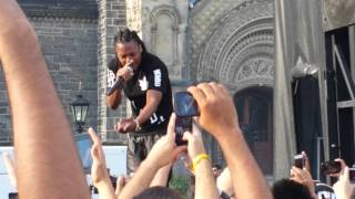 Lupe Fiasco - Superstar (University of Toronto Frosh 2013 Concert)