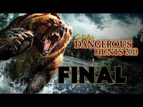 Cabela's Dangerous Hunts 2013 - Walkthrough - Final Part 14 - Make A Stand | Ending (PC/X360) [HD]