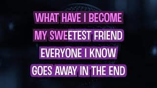 Hurt - Leona Lewis | Karaoke Version