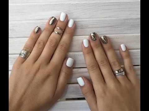 Nail Designs For Short Nails Youtube