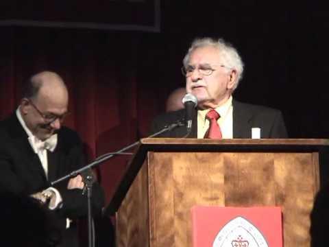 Adolfas Mekas - Bardian Speech 2004