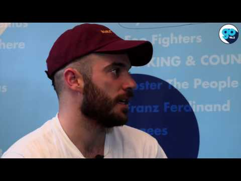 Jon Bellion interview with Miles the DJ