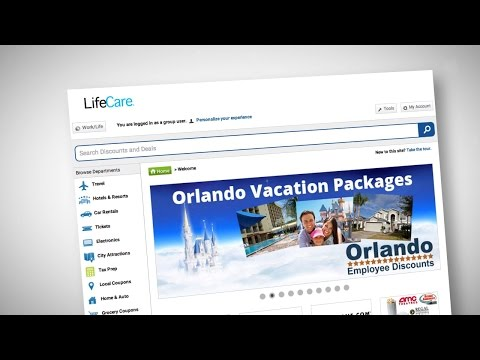 LifeMart Quick Tour - YouTube