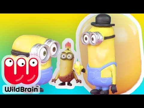 TOY PLAY - Minons Magically Travel To Banana Island 🍌 Despicable Me 3 🍌 Toy Store - Toys For Kids