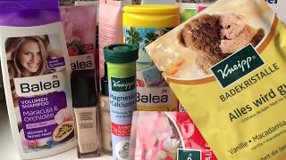 Balea и Kneipp / Что интересного продают в DM? Очень много подарков - Видео от erschowa