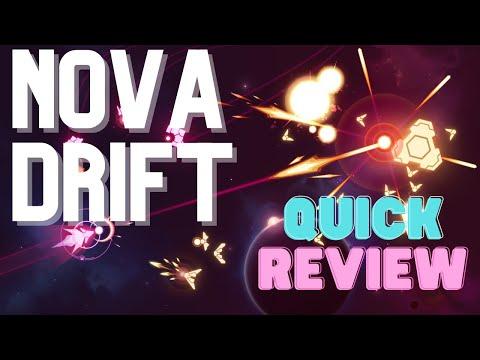Nova Drift Gameplay! Quick Look! |