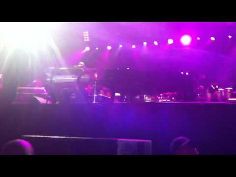 Stevie Wonder ACL 2011- The Way You Make Me Feel