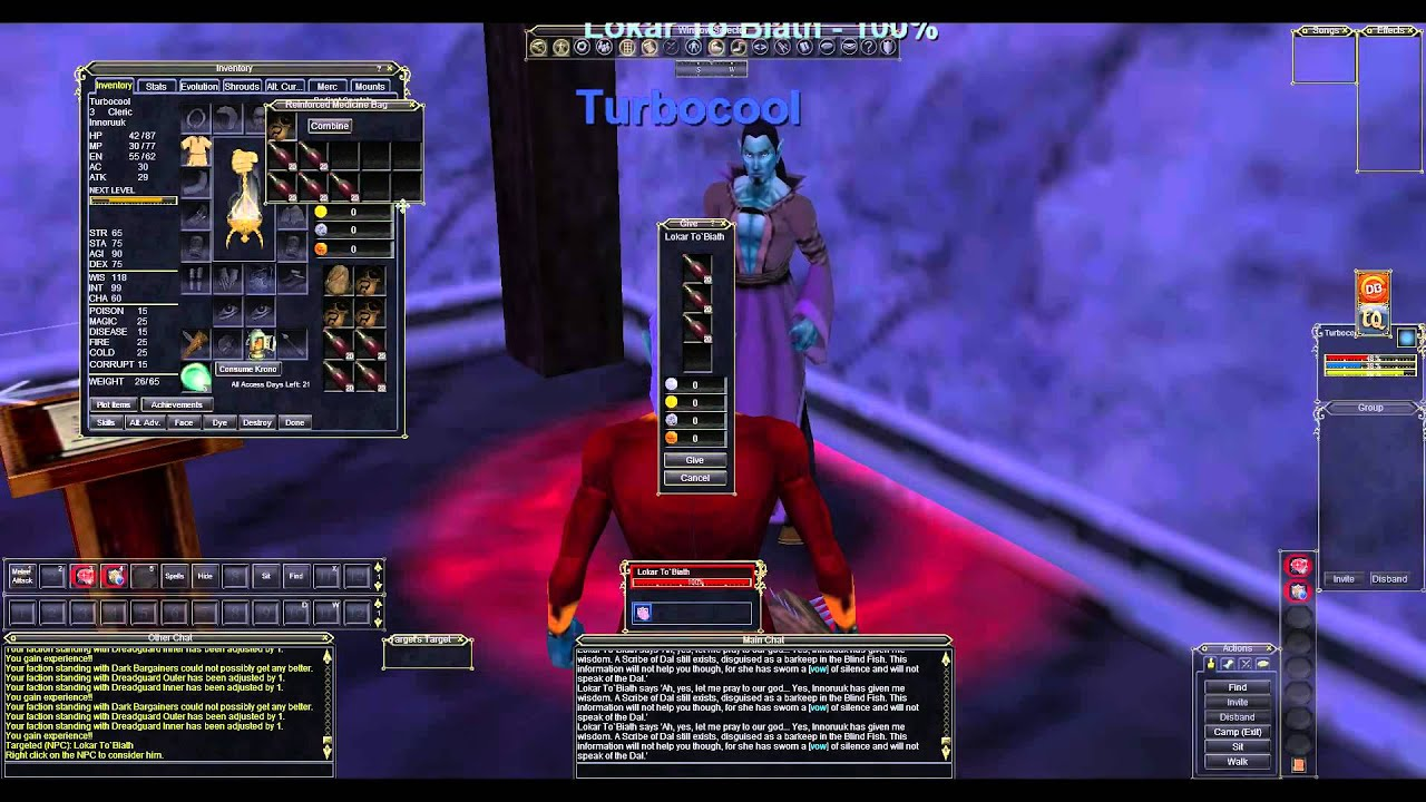 level 5 in 3 minutes | EverQuest Forums