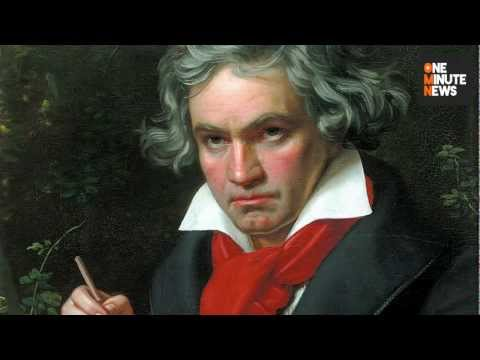 Beethoven's 'Last Song' Derived from DNA Sample
