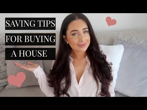 BUYING MY FIRST HOME AT 22 / SAVING QUICK TIPS / SAVING FOR YOUR HOUSE DEPOSIT