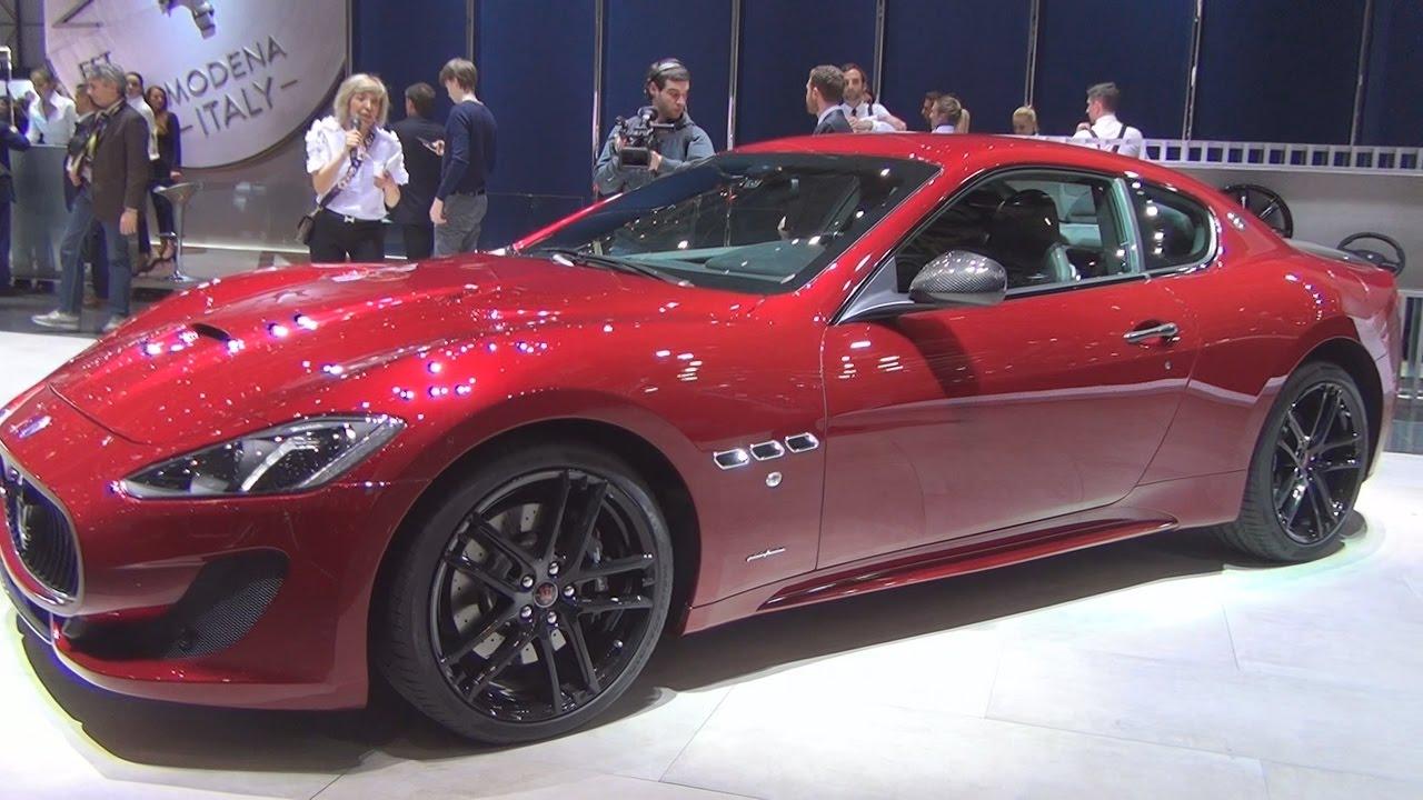 Maserati GranTurismo Special Edition 1 of 400 (2017 ...