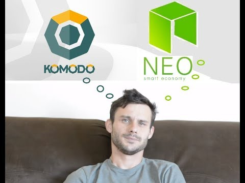 Komodo Blockchain for Beginners. Platform Introduction and dICOs. Also Is NEO About to Moon?