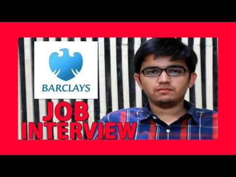 placement training videos - Barclays