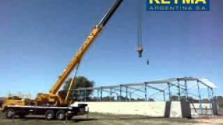 XCMG Grua Hidráulica Sobre Camión QY30K5-I XCMG Hydraulic Truck Mounted Crane(Reyma Argentina S.A. representante exclusivo XCMG. Web: REYMASA.COM Email: info@reymasa.com.ar., 2012-01-27T18:56:29.000Z)