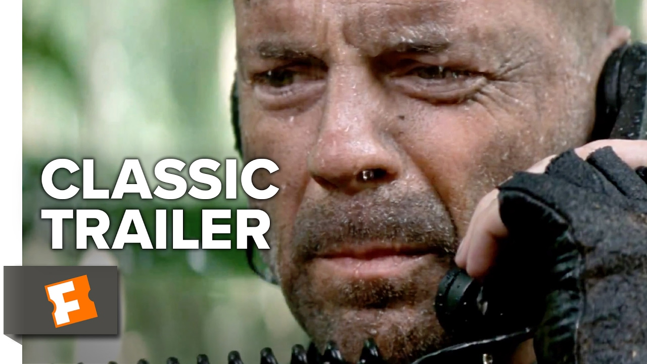 Tears Of The Sun 2003 Official Trailer 1 Bruce Willis Movie