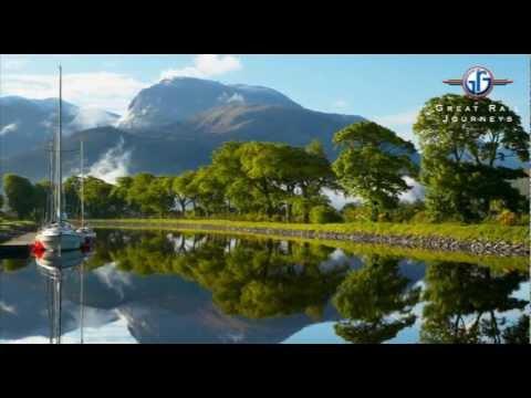 Edinburgh, the Highlands and Islands Cruise Rail Tour
