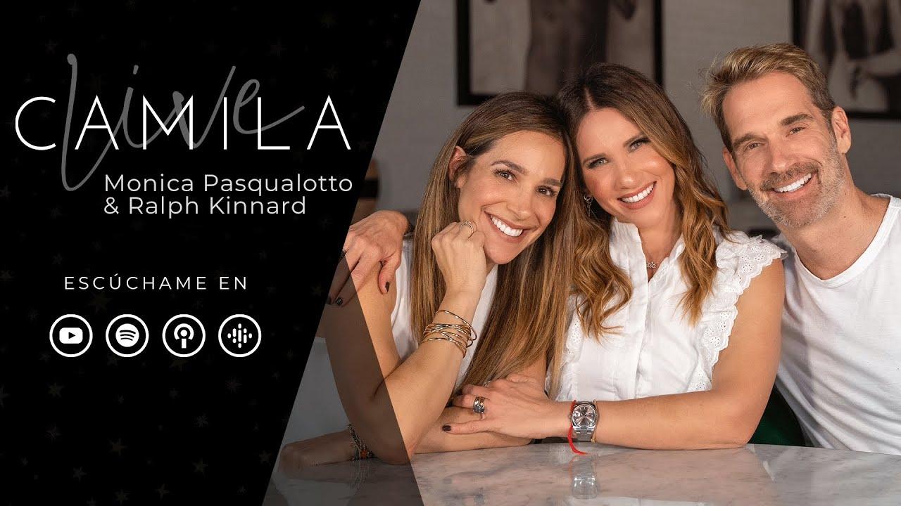CAMILA LIVE   Mónica Pasqualotto y Ralph Kinnard: Adaptarse a un nuevo país.