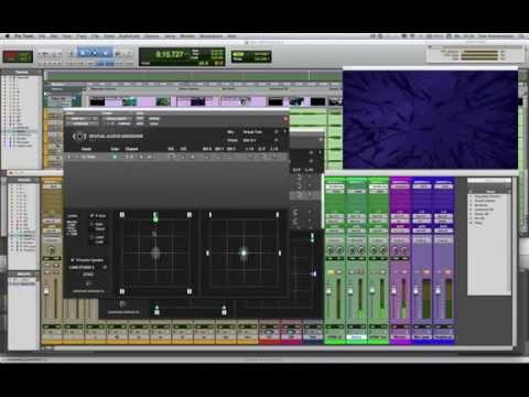 Spatial Audio Designer - Parameter explanation (English)