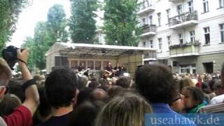 Element Of Crime »Mondlose Nächte«, 21. Juni 2009, Fête de la Musique, Berlin