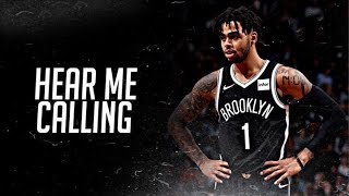 """D'Angelo Russell - """"Hear Me Calling"""" (2019)"""