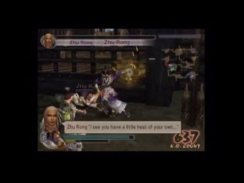 Dynasty Warriors 5, Musou Mode, Zhuge Liang (Hard)