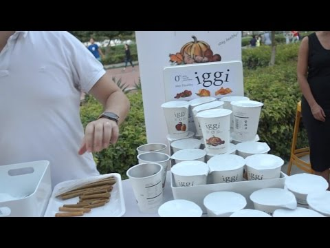 Organic Chips in Ripe Market Dubai