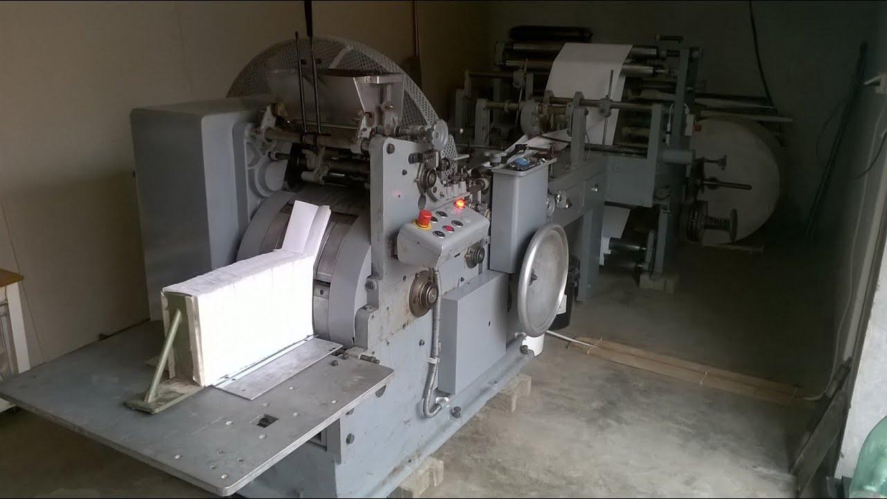 vente machine de fabrication des sacs papier pour emballage youtube. Black Bedroom Furniture Sets. Home Design Ideas