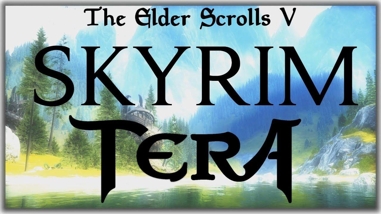 ▶Skyrim Remastered: Tera Armors Collection ♦️MOD SHOWCASE♦️ | Killerkev ✔️