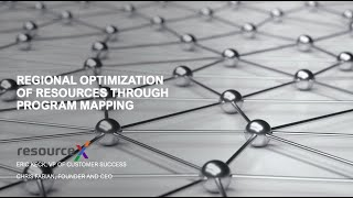 Regional Optimization of Resources through Program Mapping