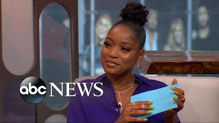 Keke Palmer's Most Embarrassing Moment
