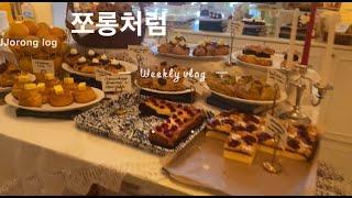 [Vlog_쪼롱처럼#25]#역삼맛집#신동궁등뼈#연남동투…