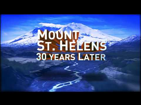 30th Anniversary Special Of Mount St. Helens Eruption