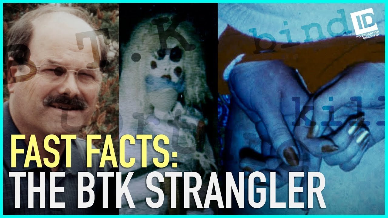 The Btk Strangler 5 Things To Know