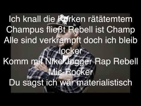 KC Rebell Rap Rebelution + Lyrics