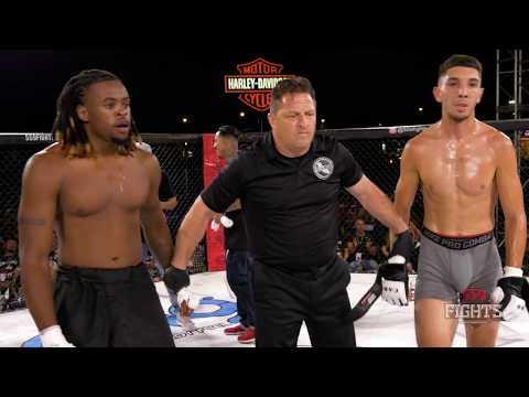 559 Fights #67 - Robert Lee Graham vs. Tony Magalhaes