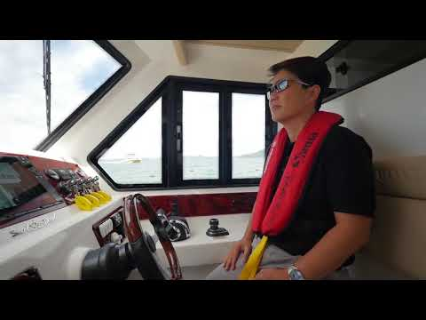 Mercury Asia: Mercury Joystick Piloting for Outboards in Thailand
