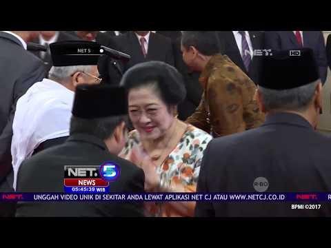 Presiden Joko Widodo Meminta Maaf Kepada Megawati -NET5