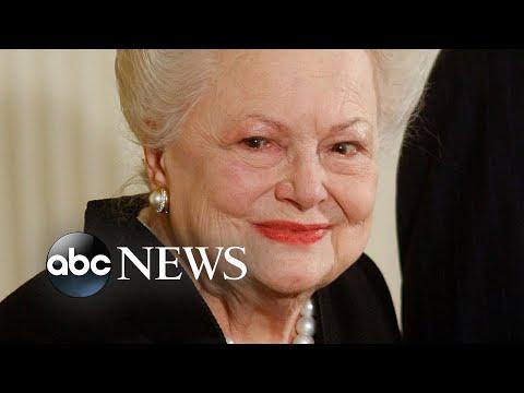 Olivia de Havilland files lawsuit over 'Feud'