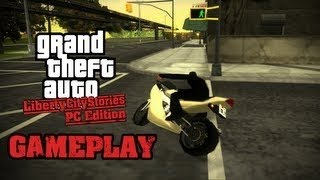GTA Liberty City Stories Gameplay PC HD & 60FPS + Download Link!