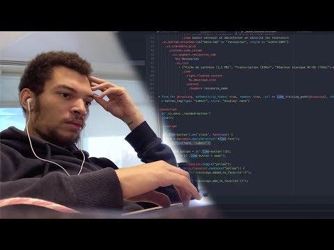 Une journée random de développeur freelance (400€/jour)