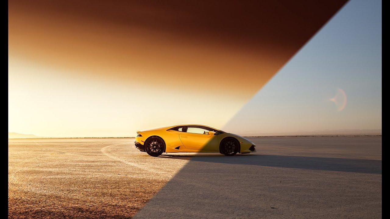 LiveClass 02 // Advanced Automotive Photoshop