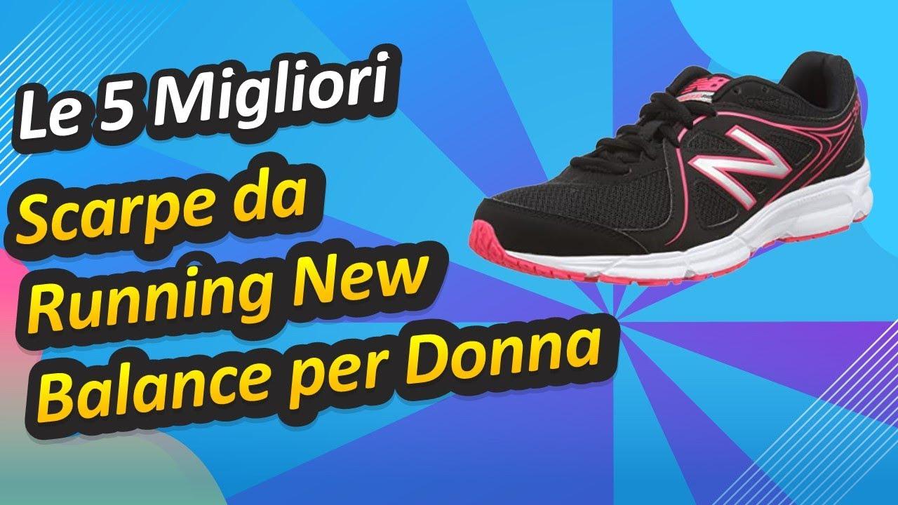Le 5 Migliori Scarpe da Running New Balance per Donna 2021