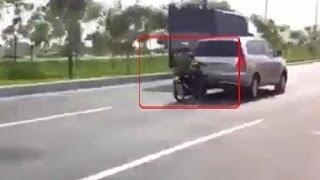 Kết cục cho quái xe đua xe (Video tai nạn 2014)