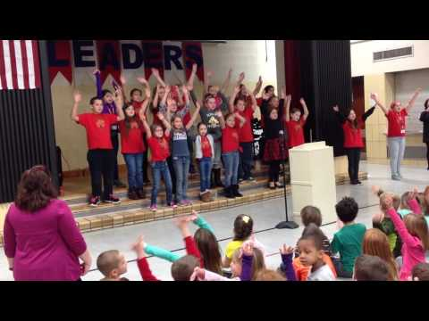 7 Habits to Dynamite at Elms Road Elementary