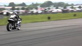 German Drag Racing Bikes Gsxr 1000 vs Gsxr1100 Nos