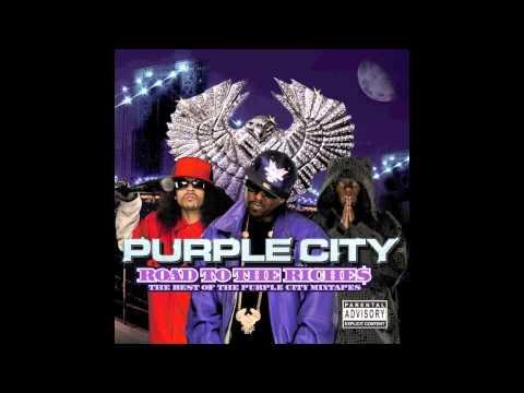 "Purple City - ""It Ain't Easy"" (feat. Shiest Bubz & Agallah) [Official Audio]"